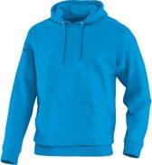 Jako Team Sweater met Kap - Sweaters  - blauw licht - 5XL