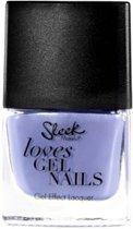 Sleek Loves Gel Nails Smokin Violet