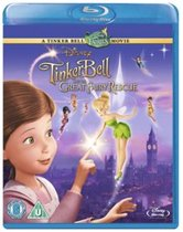 Tinker Bell Great Fairy Rescue (import) (blu-ray)