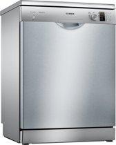 Bosch SMS25AI04E Serie 2 - Vrijstaande vaatwasser - RVS-look