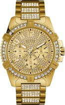 GUESS Watches W0799G2 Roestvrij staal Goudkleurig