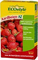 ECOstyle Aardbeien-AZ - organische aardbeienmest - 1 kg voor 10 m2