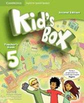 Kid's Box for Spanish Speakers Level 5 Teacher's Book