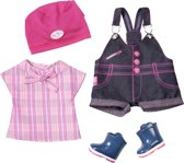 BABY born® Pony Farm Deluxe Outfit