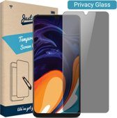 Just in Case Privacy Tempered Glass Samsung Galaxy A40 Protector - Arc Edges