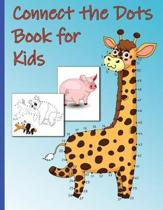 Connect the Dots Book for Kids: Dot-to-Dot Puzzles for Fun and Learning, Connect the Dots Numbers, Fun Learning and Practice