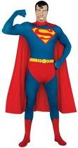 Superman - Second Skin - Morphsuit - Maat S