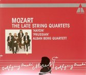 MOZART: THE LATE STRING QUARTETS