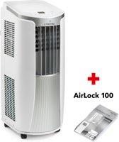 TROTEC Mobiele airco PAC 2010 E & AirLock 100