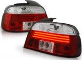 Achterlichten BMW E39 09 95-08 00 ROOD HELDER LED