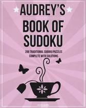 Audrey's Book of Sudoku