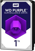 Western Digital Purple 1000GB SATA III interne harde schijf