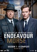 Endeavour Morse - Box Serie 1-4