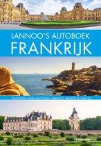 Lannoo's autoboek - Lannoo's Autoboek Frankrijk