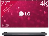 LG Signature O77W8PLA - 4K HD TV