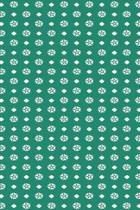Classic Dots Diamonds Pattern Design Journal