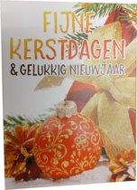 Artige - Kaarten - Kerst/nieuwjaar - nr.06
