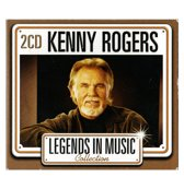Kenny Rogers - Legends in Music 2CD