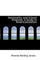 Nationality and School Progress