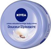 NIVEA Zijdezacht  - 300 ml - Bodycrème
