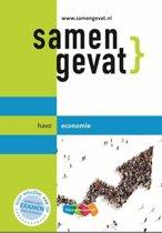 Omslag van 'Samengevat - havo Economie'