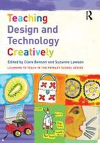 Omslag van 'Teaching Design and Technology Creatively'
