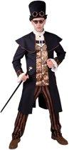 Steampunk Kostuum | Machine Tandwielen Steampunk | Man | Large | Carnaval kostuum | Verkleedkleding