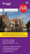 Falk citymap & more 42 - Brugge