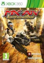 MX vs ATV, Supercross  Xbox 360