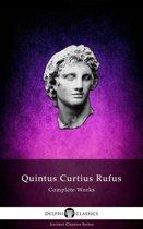 Delphi Complete Works of Quintus Curtius Rufus (Illustrated)
