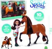Spirit - Deluxe Koffer Spirit met pop en Accessoires