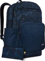 Case Logic Query - Laptoptas 29L / Blauw Bloemenprint