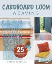 Cardboard Loom Weaving
