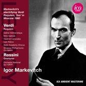 Verdi: Requiem; Rossini: Overtures