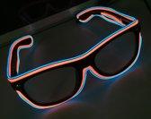 LED bril   feest bril   disco bril