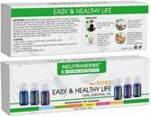 6 Geuren Set Etherische olien - Puur & Natuurlijk - cadeau verpakking voor Aroma diffusers - Aromatherapie - Kalmerend