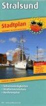 Stralsund 1 : 18 000 Stadtplan
