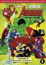 Marvel The Avengers - Earth's Mightiest Heroes (Deel 6)