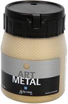 ES Art Metal, 250 ml, licht goud