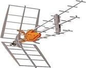 DVB-T/T2 Outdoor Antenna 45 dB VHF