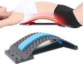 Rugstretcher BackMagic | Rugsteun| Functionele Rugstretcher | Helpt tegen rugpijn