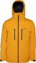 Protest Heren Snowboard Jas CLAVIN 19 Snowjacket Dark Yellow M
