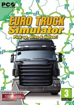 Euro Truck Simulator 2008 budget (Extra Play)