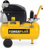 Powerplus POWX1735 Compressor - 1500 W - Werkdruk 8 bar - Tankinhoud 24 l