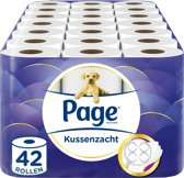 Page Kussenzacht 3-laags Wc papier - 42-rol