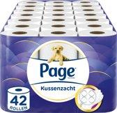 Page Kussenzacht Wc papier - 42-rol