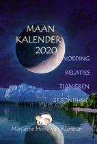 2020 maankalender