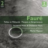 Gemini Faure Orch Works