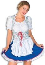 Oktoberfest Korte tiroler jurk voor dames 36 (s)