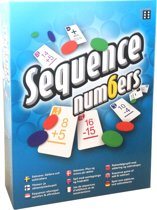 Sequence Numbers - Bordspel - Engelstalig